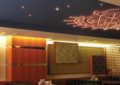 Dipline : Installation lumière